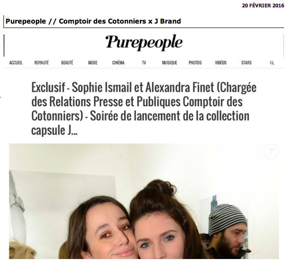 Comptoir des Cotonniers x J Brand-Belgian Fashion Bloggers