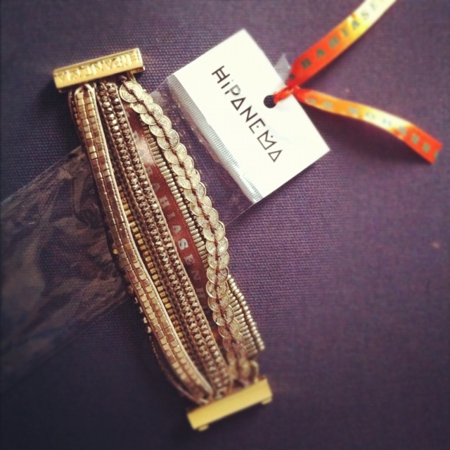 Bracelet Hipanema-ShopNextDoor.fr