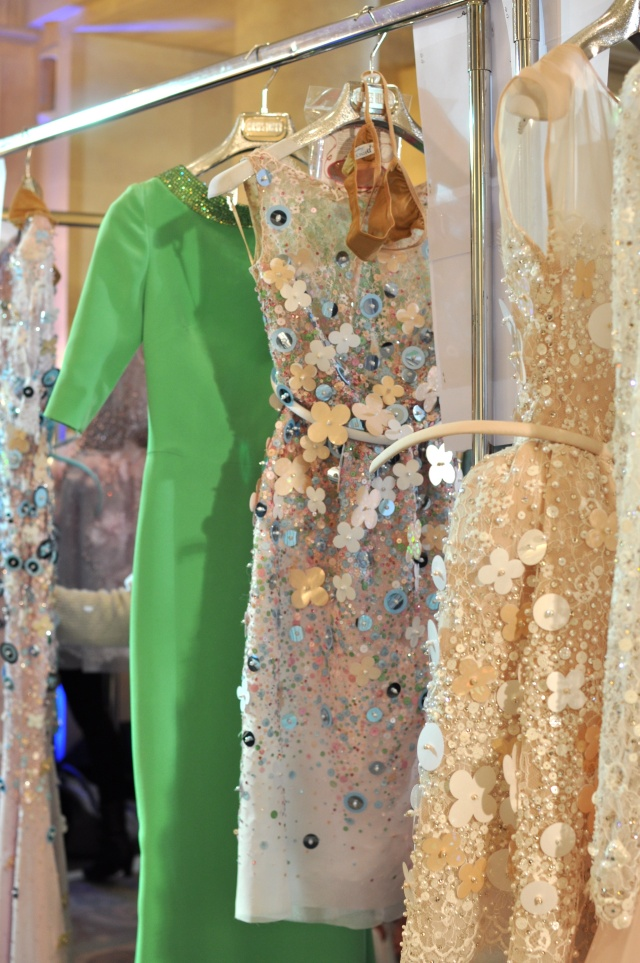 Georges Hobeika Backstage-Haute Couture PE13-2