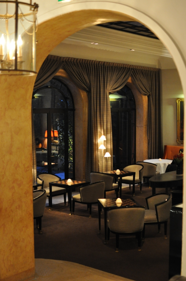 Goûter gourmand Hôtel Lancaster-Paris 1