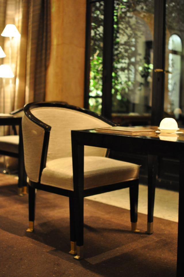 Goûter gourmand Hôtel Lancaster-Paris 2
