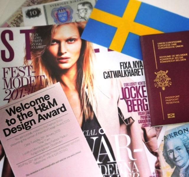 H&M Design Award 2013-Fashion Blog