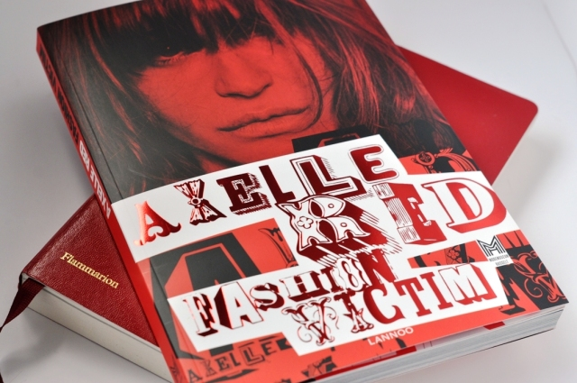 Axelle Red Fashion Victim-Book