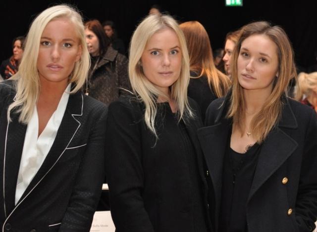 Caroline Sandström-Stockholm Fashion Week
