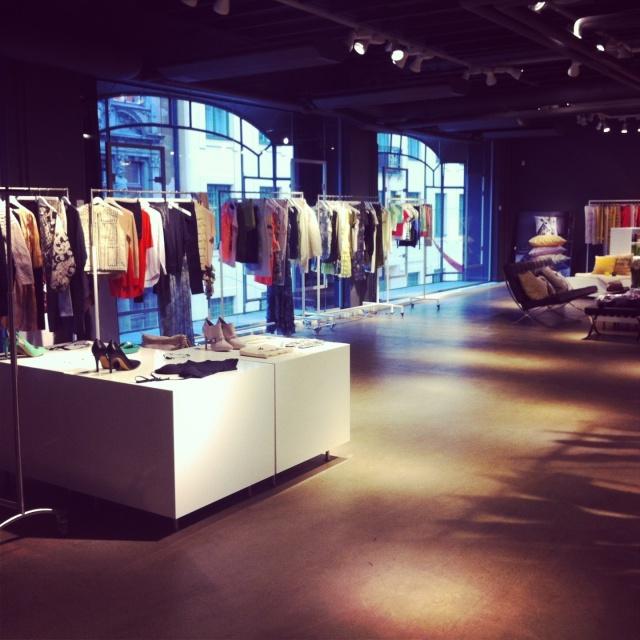 Showroom H&M-Stockholm