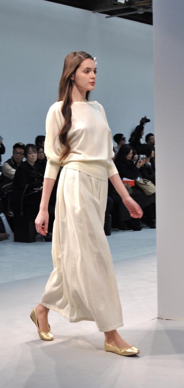 Agnes b-Automne hiver 13-14 Fashion Show 3