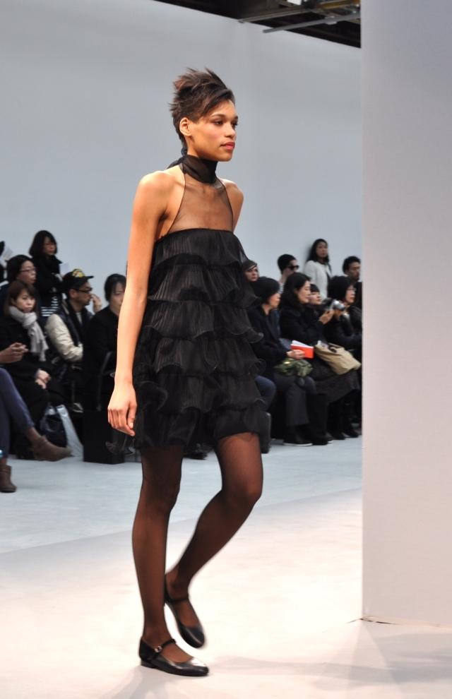 Agnes b-Automne hiver 13-14 Fashion Show 4