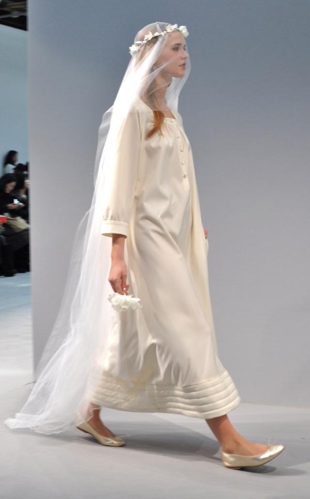 Agnes b-Automne hiver 13-14 Fashion Show 6