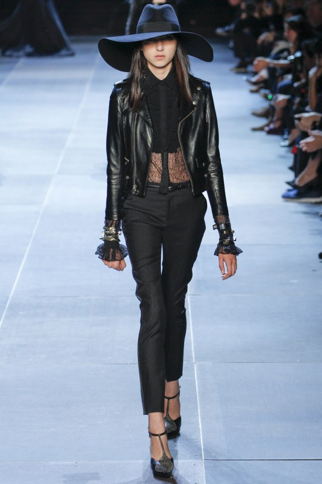 Hedi Slimane Saint Laurent-Printemps-Ete 2013-3