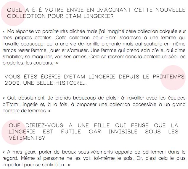 Interview  Natalia Vodianova-Etam Lingerie-2