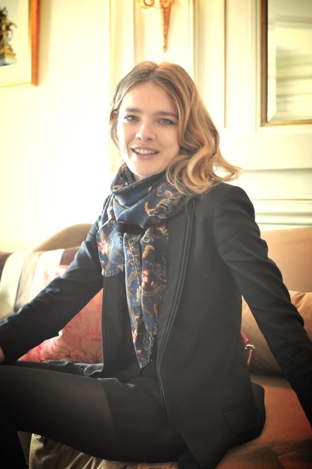 Interview Natalia Vodianova-Etam Live Show 2013-Fashion Blog