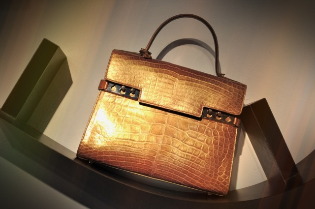 Maroquinerie Delvaux-Showroom Paris Fashion Week 2