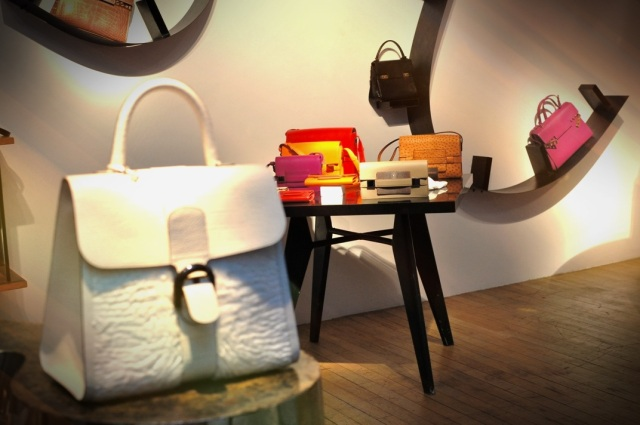 Maroquinerie Delvaux-Showroom Paris Fashion Week