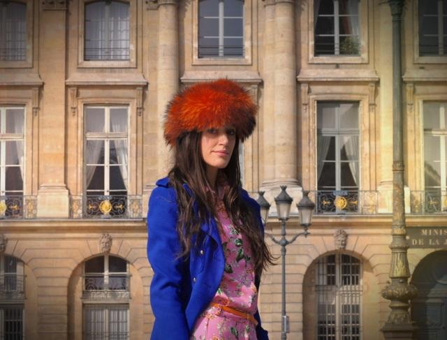 Paris Fashion Week Outfit-March 2013