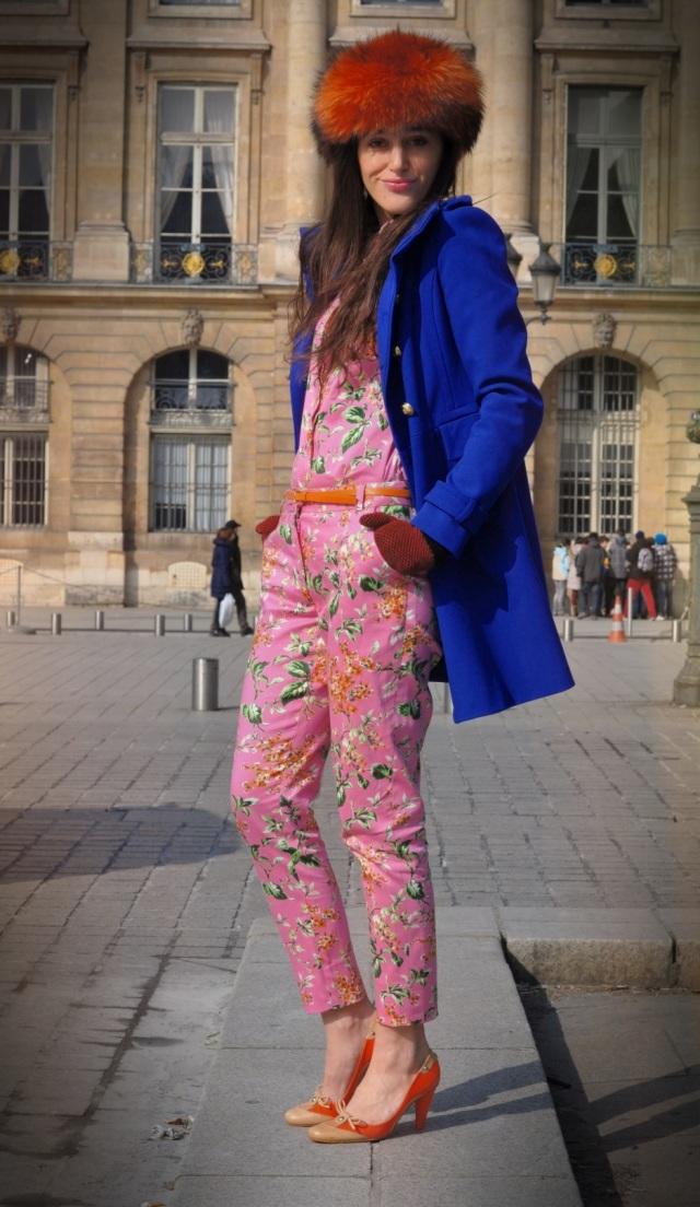 Street Style Paris Fashion Week-March 2013