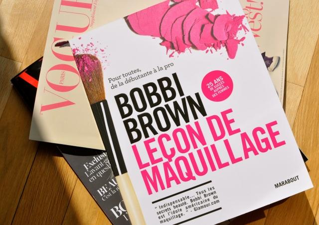 Bobbi Brown-Lecon de maquillage-Marabout