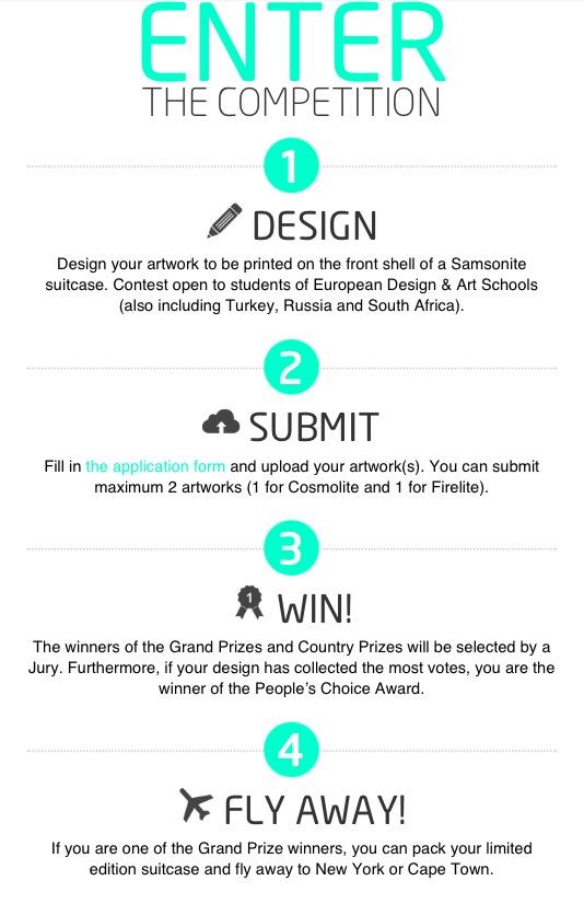 Design My Samsonite-Contest