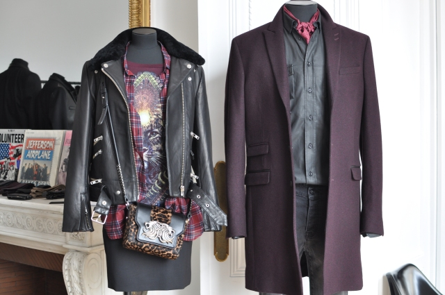 The Kooples Automne Hiver 2013-Press Day 1