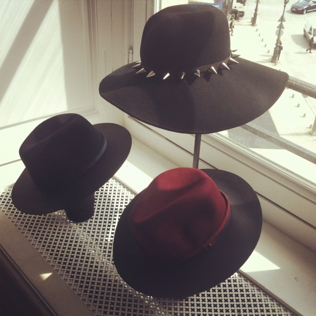 The Kooples Automne Hiver 2013-Press Day 2