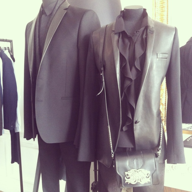 The Kooples Automne Hiver 2013-Press Day 3