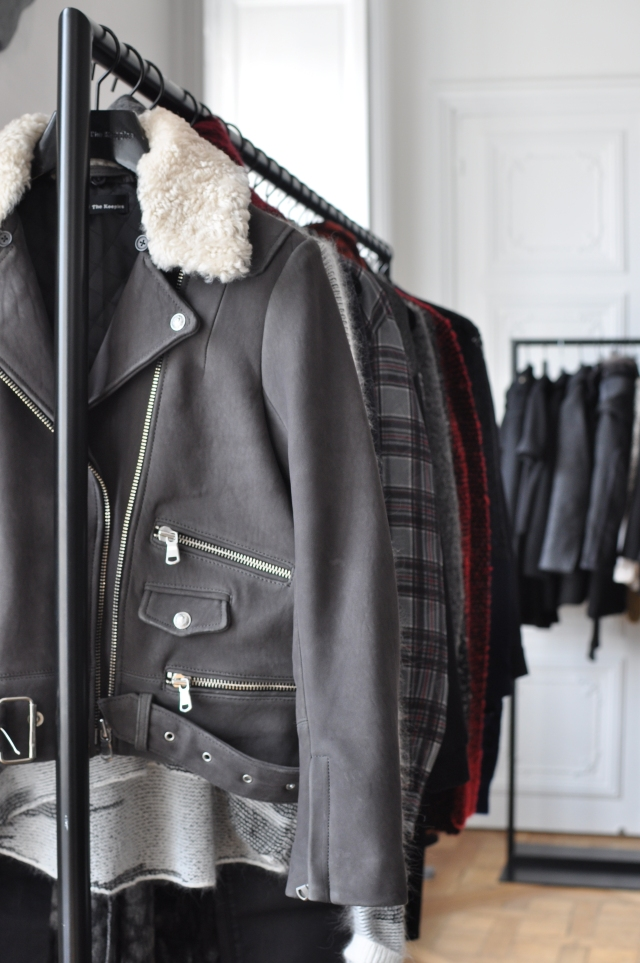 The Kooples Automne Hiver 2013-Press Day 4