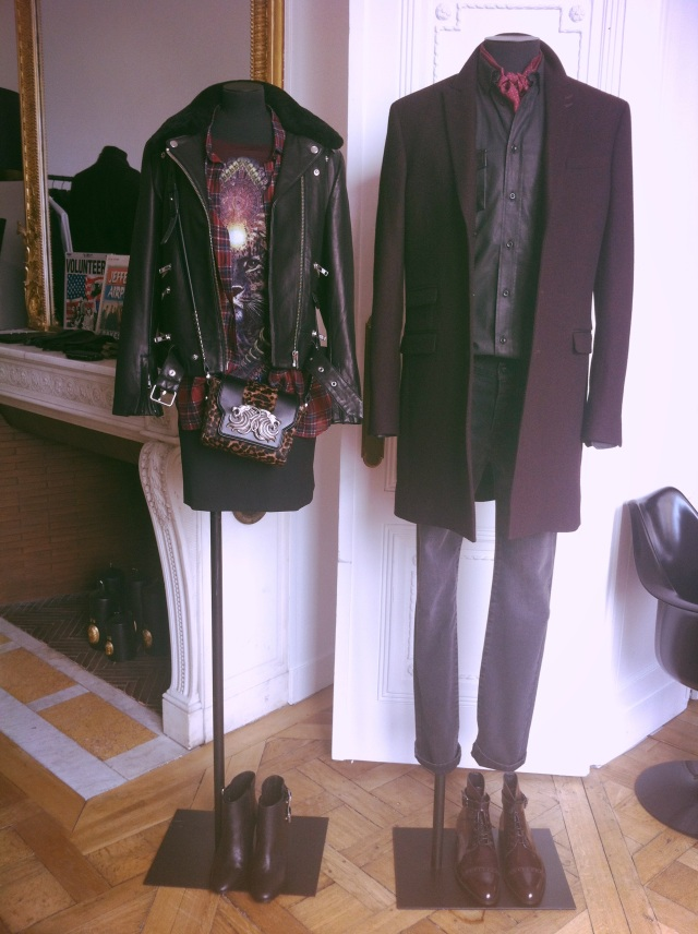 The Kooples Automne Hiver 2013-Press Day 5