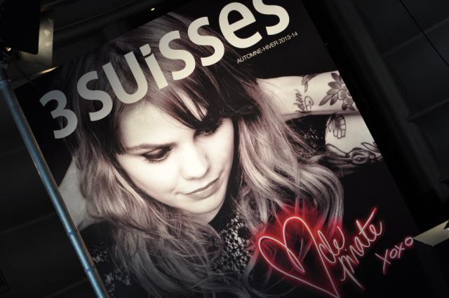 Coeur de Pirate x 3 Suisses-Showcase à La Cigale 5