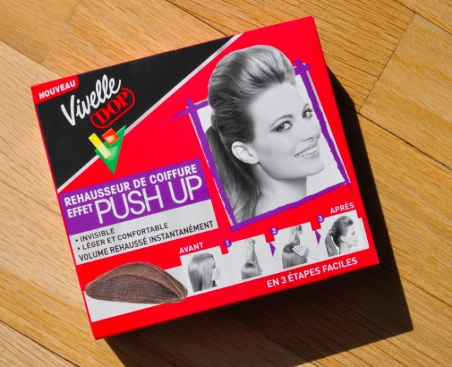 Vivelle Dop-Rehausseur de coiffure Push Up 1