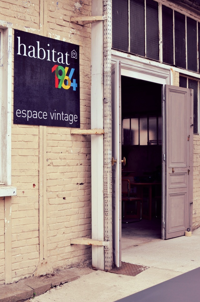 Espace Vintage Habitat-Habitat 1964