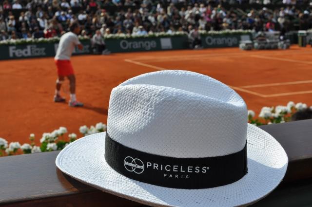 Priceless Paris-Roland Garros 2013-1
