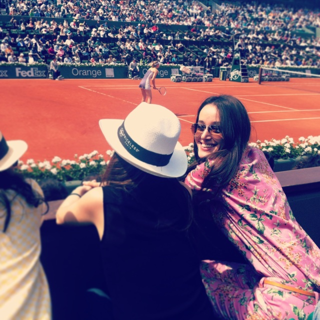 Priceless Paris-Roland Garros 2013-2