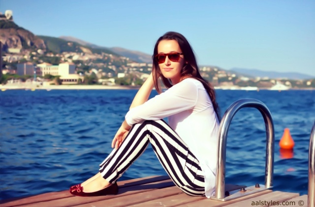 Monaco-Blog mode