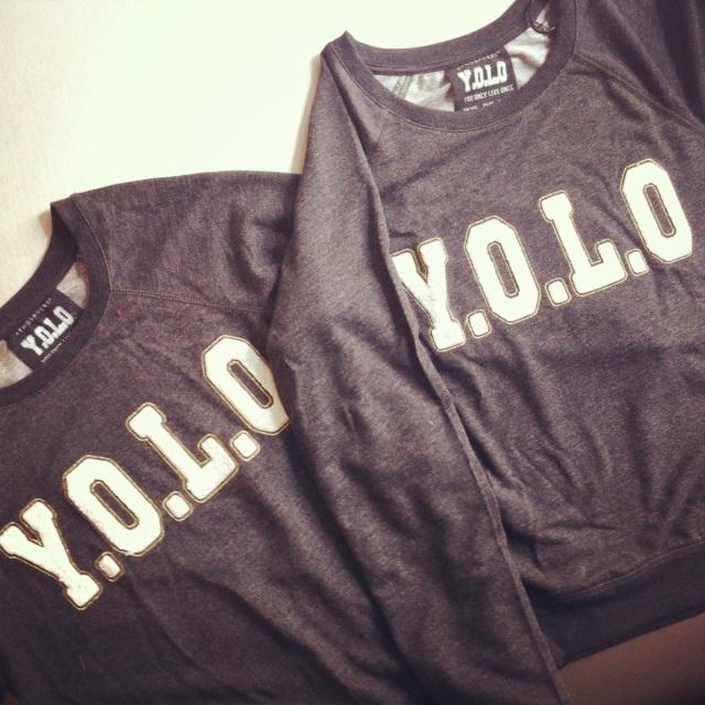 YOLO Sweaters