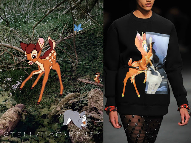 INSPIRATION Stella McCartney FW 2009||10 ad... Givenchy FW 2013||14