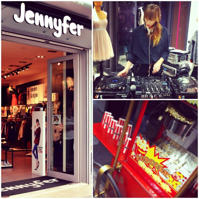 Jennyfer-Shopping Blog Party-Bruxelles Septembre 2013