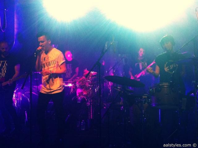 The Aikiu-Concert Paris