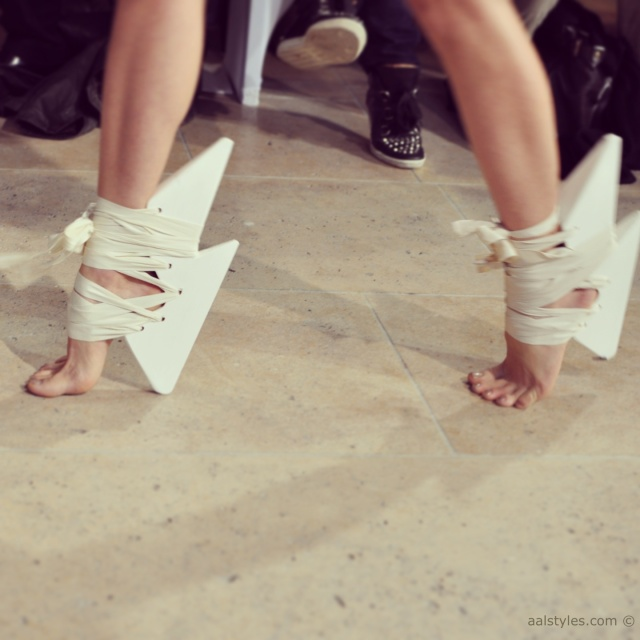 Fatima Lopes SS14-Shoes Grastien 1