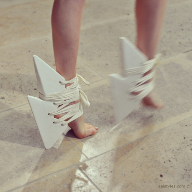 Fatima Lopes SS14-Shoes Grastien 2