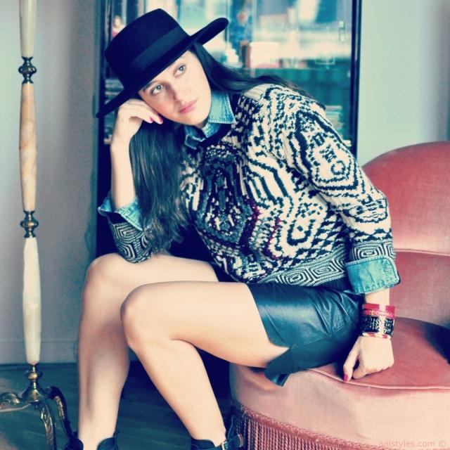 Maille Antik Batik-Sophie AAL