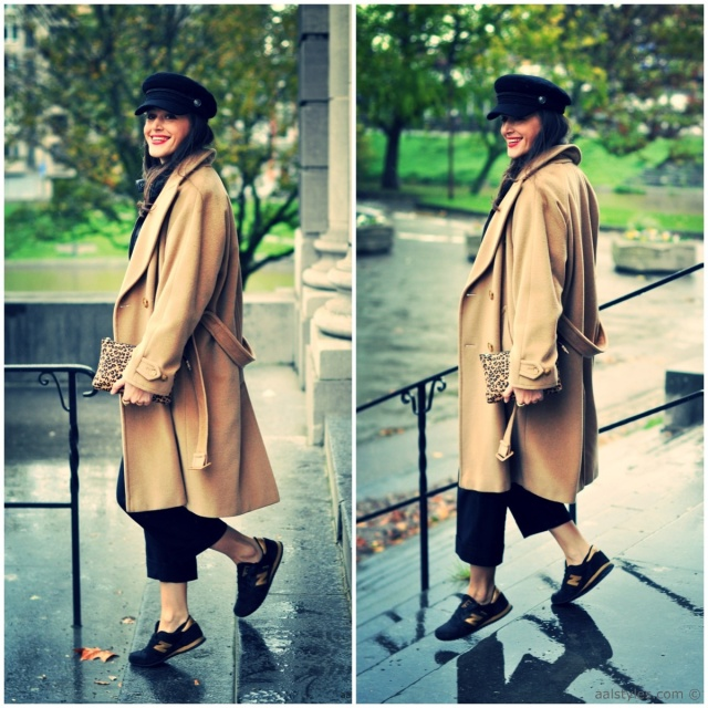 Max Mara-Manteau Camel-Blog mode 2