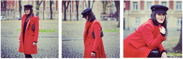 Red Coat-Fashion Blog 4