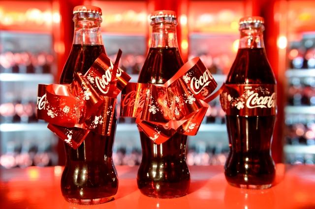 Coca-Cola Christmas Store 1