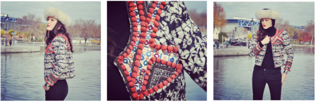 Isabel Marant x H&M Beaded Jacket