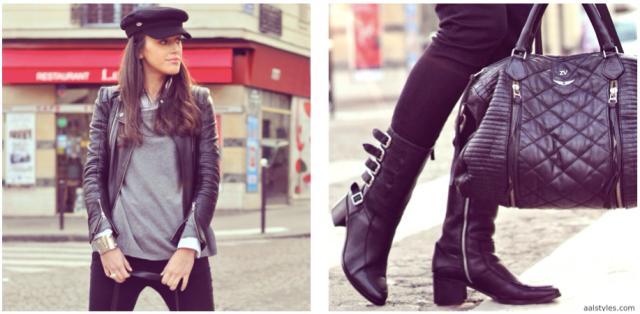 Laurence Dacade Boots-Ersatz Zara 1