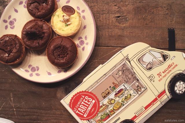 Les recettes du Camion à tartes Frabrique Kluger