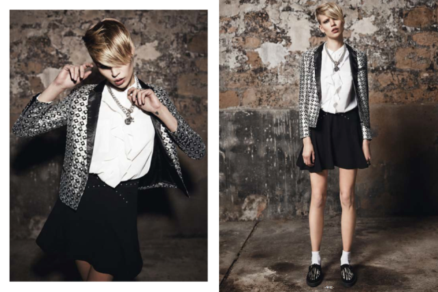 The Kooples SS14-Lookbook 1
