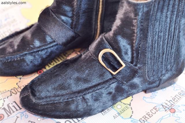 Isabel Marant-anson-calf-hair-loafer-boots-Fashion Blog 2