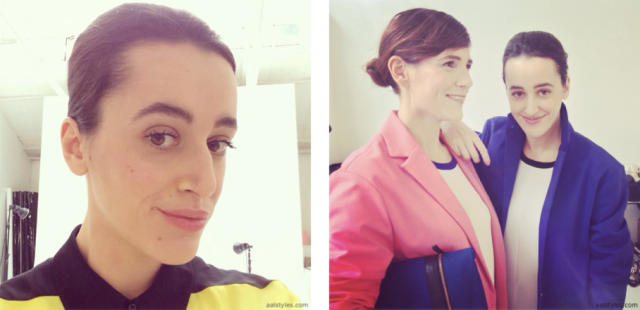 Shooting Femmes d'Aujourd'hui-Belgian Fashion Bloggers 1