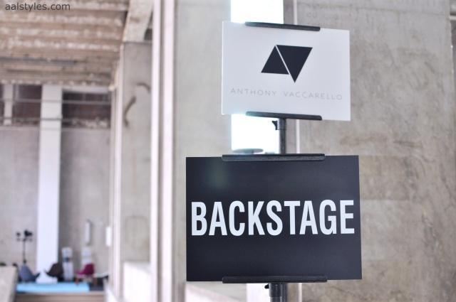 Vaccarello Fall-Winter 2014 2015-Backstage Estee Lauder 2
