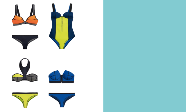 ATG Swimwear x Jennyfer 1